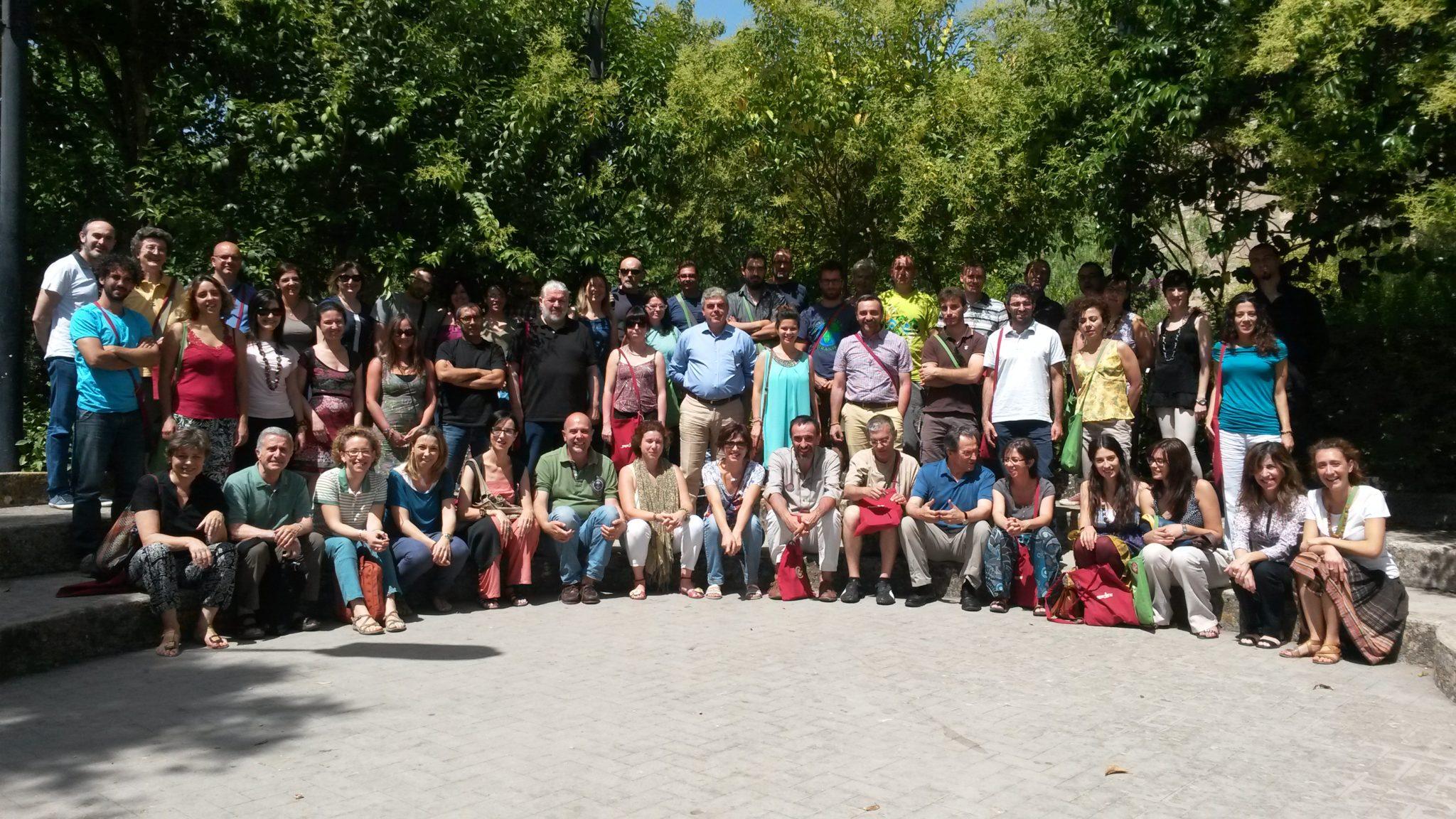 Immagini dalla Summer School di Ragusa