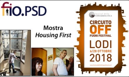 Mostra fotografica Housing First
