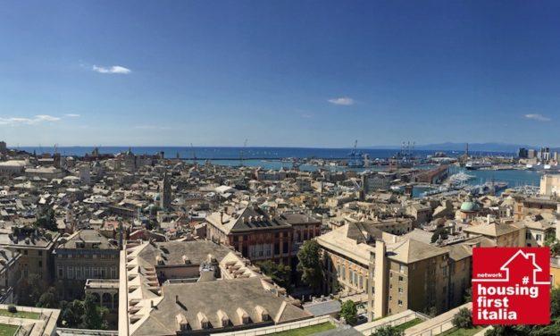 14 gennaio Genova – Network Housing First Italia